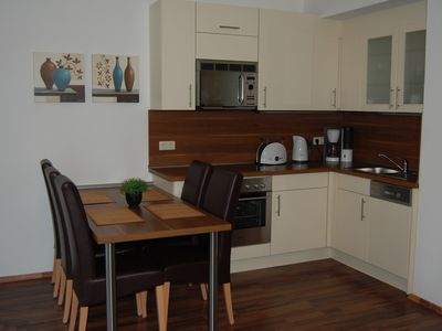 Photo for Quiet and central location, few minutes to the beach
