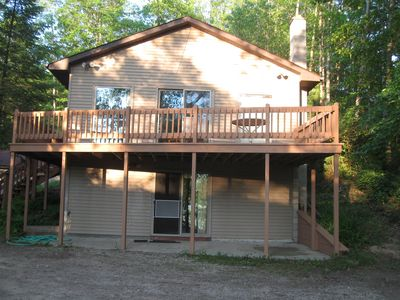 Photo for Clean, neat & attractive cottage on Michigan's most beautiful Lake