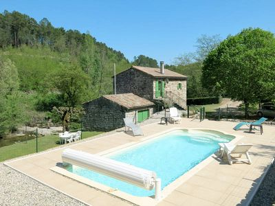 Photo for Vacation home Le Moulin  in St Genest de Beauzon, Ardèche - 5 persons, 2 bedrooms