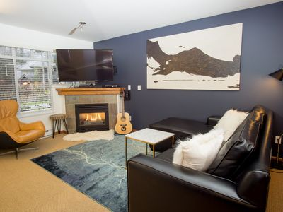 Photo for Walk to everything! +Private Hot Tub, Bikes, Guitar, BBQ, & More