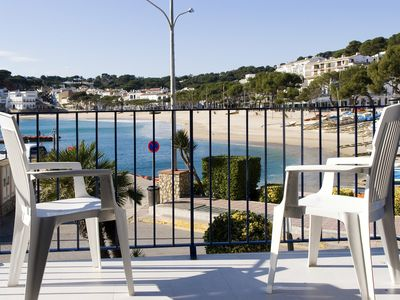 Photo for 2 bedroom Apartment, sleeps 4 in Llafranc with Air Con