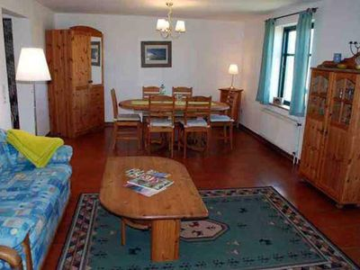 Photo for Holiday apartment with fireplace and stunning views! - Rügen cottages with fireplaces ***