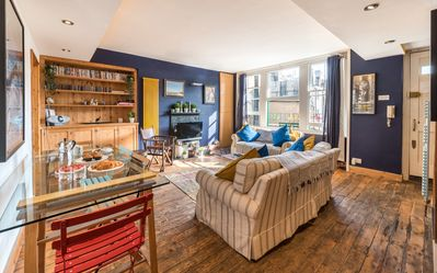 Photo for Artistic and Soulful Carnaby Street Movie Pad