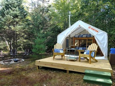 Photo for 1BR Campground Vacation Rental in Mineville, New York