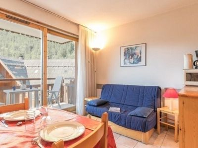 Photo for Apartment Serre Chevalier, studio flat, 4 persons