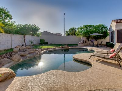 Photo for LUXURY LIVING in Ocotillo with Resort Style Backyard in Gated Golf Community!