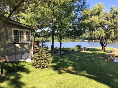 DECOMPRESS & RECONNECT-Charming Lakefront Cottage near Loudonville & Mohican