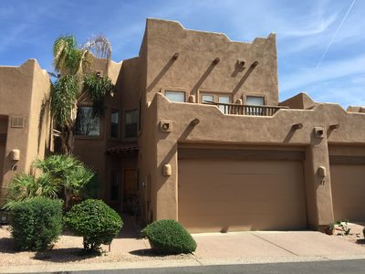 3 En Suite Bedrooms!! Spacious 2-story townhome with pool and spa + 2-car garage