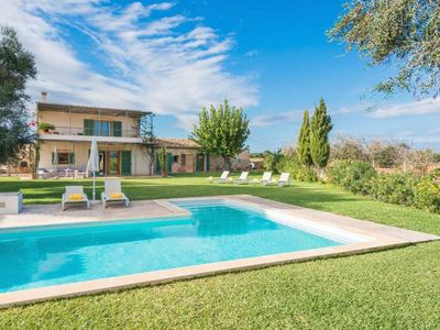 Photo for Typical Majorcan villa with garden – Villa Can Cadernera