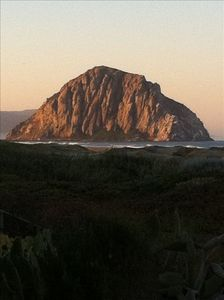 Photo for On the Beach in Morro Bay!