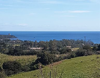 Photo for HOLIDAY HOME IN OGLIASTRA SEA VIEW, 4/5 PLACES