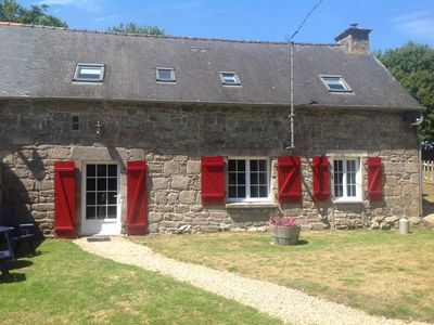 Photo for Stone Cottage With Private Heated Pool For Sole Use Of Guests