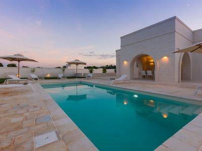 Photo for Wonderful property with pool in Corte dei Messapi - Ostuni