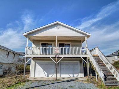 Photo for SASSY SEAHORSE: 3 BR / 2 BA, sleeps 6, walk to beach, southern Surf City