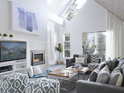 Photo for The Blackcomb Lookout- A Modern Slopeside Lodge / Sleeps up to 10 guests
