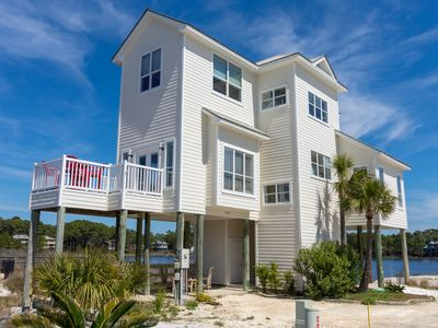 Photo for Paradise30A~30A Birdhouse~Gulf & Lake Views, Pet Friendly, Sleeps 12, Kayak/Paddleboard to the Gulf