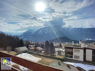 Photo for Dents du Midi A21 2 rooms apartment renewed with one bedroom for 2 to 4 people at third floor of an