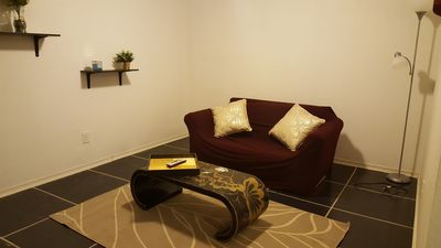 Photo for 2 Bedroom Basement Apartment  (Traveling Professionals)