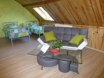 Photo for 1BR Guest House/pension Vacation Rental in Champrougier