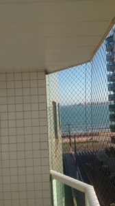 Photo for Apt in the best location of Praia do Morro. 60 meters from the beach!