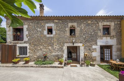 Photo for Self catering Vell Can Gironès for 5 people