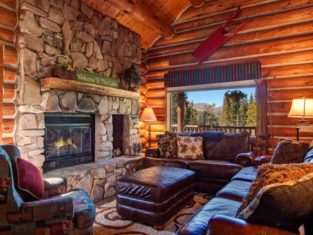 Breckenridge Mountain View Cabin