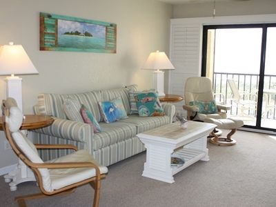 Photo for Ocean's Reach - Unit 2A2 - Directly Beachfront!