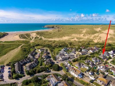 Photo for On Cornwall's spectacular Atlantic Coast, Ocean View is a great 4 bedroom beach house, with fabulous