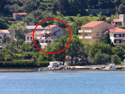 Photo for Apartment in Supetarska Draga - Donja (Rab), capacity 2+1