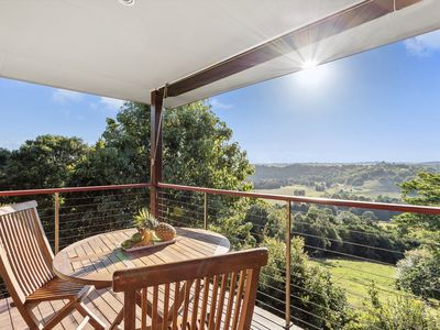 Photo for 1 bedroom Villa with large spa bath and stunning rural views.