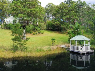 Photo for Get the relaxation fix - peaceful eco retreat.  Pet friendly.