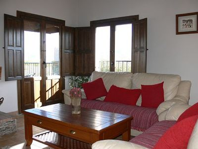 Photo for Self catering Cortijo Barrolea for 11 people