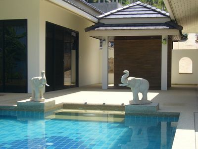 Photo for Waterside Bay View Pool Villa
