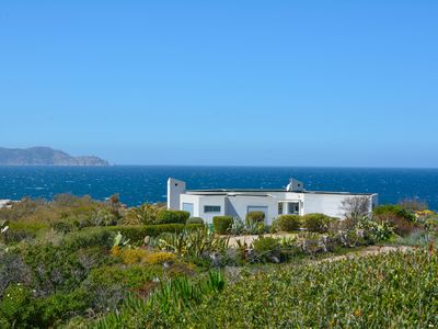 Photo for ARCHITECTURAL VILLA WITH SPECTACULAR VIEWS AND PRIVATE ACCESS TO THE SEA