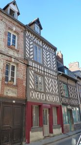 Photo for Atypical apartment Honfleur