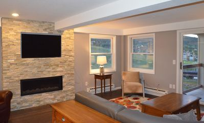 Photo for True Ski-in Ski-Out Luxury 3bd with huge views from 5th floor end unit