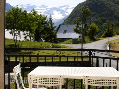 Photo for Apartment located opposite the Gavarnie circus in Gèdre - 3 room apartment 6 people