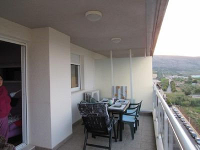 Photo for Holiday apartment Oropesa del Mar for 3 - 5 persons with 2 bedrooms - Holiday apartment