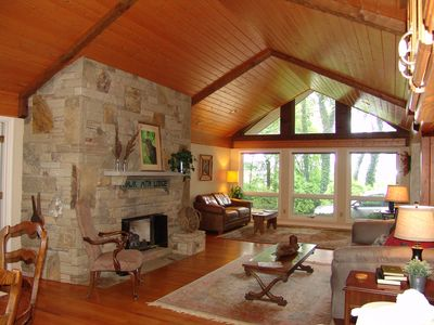 Photo for Beautiful Hawk Lodge - Relaxation Is Calling you...