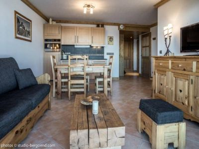 Photo for Apartment Les Arcs 1800, 2 bedrooms, 6 persons