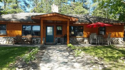 Photo for LOST LAKE GETAWAY (Hawks, MI): Just listed! 12 miles from Roger's City