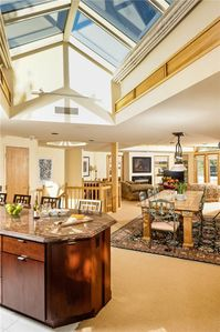 Photo for Deluxe 4 Bedroom / 4.5 Bath Town home, part of the Aspen Alps