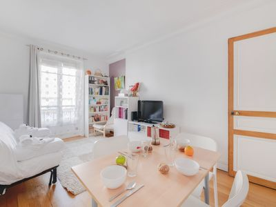 Photo for Cosy and comfortable flat - Les Gobelins
