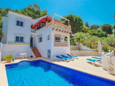 Photo for Alma - holiday home with private swimming pool in Benitachell