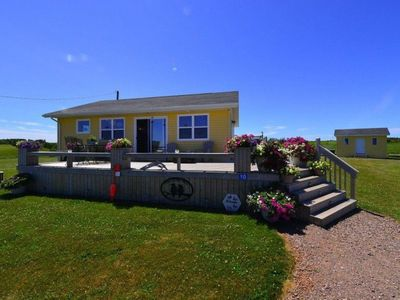 "Photo for ""A Sandy Dream""  A cozy cottage within a short walk of a fantastic beach in Seaview, PEI."