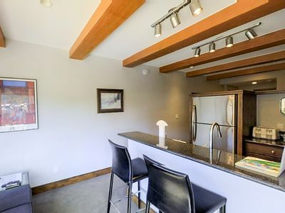 Photo for Dog-friendly, renovated, ski-in condo w/ cozy accommodations