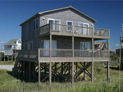 Photo for St. Somewhere  OCEANFRONT in Frisco, Pet Friendly