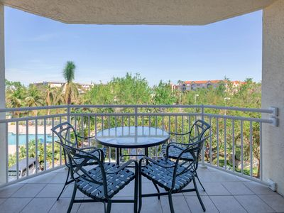 Photo for Breezy condo w/ private patio, shared pool & hot tub, free parking - Dogs OK!