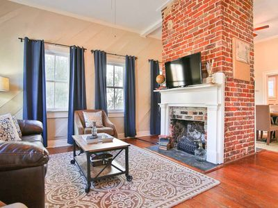 Photo for Stay with Lucky Savannah: 2BD/2.5BA with Historic Charm and Modern Amenities
