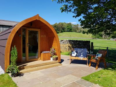 Photo for Pen-y-ghent Glamping Pod - Ribblesdale Pods